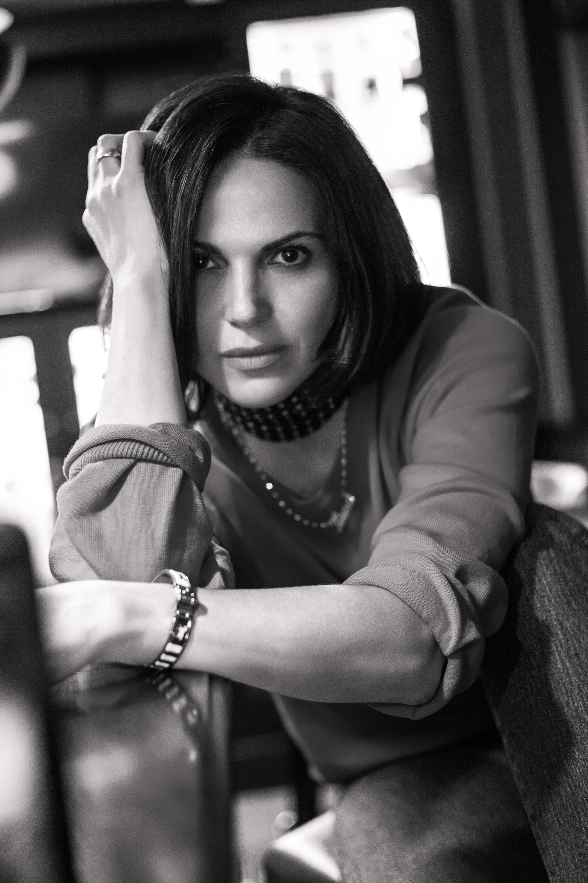 Lana Parrilla - Photoshoot with Marcel Gregory S.