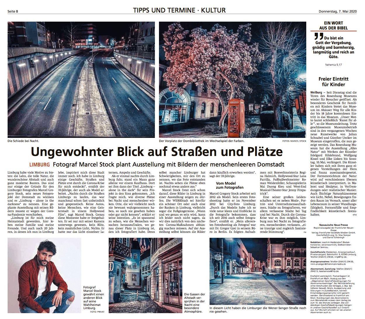 NNP - Nassauische Neue Presse